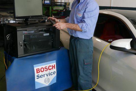 Servicio reparación Grupo BMW-MINI