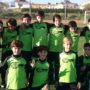 Patrocinio de equipo de fútbol infantil